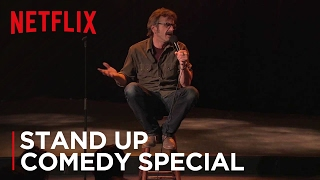 Marc Maron: THINKY PAIN - Netflix - HD