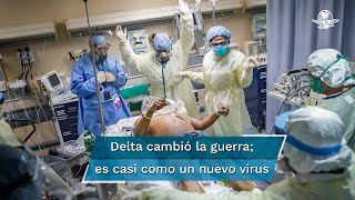Según un documento obtenido por The Washington Post, los expertos aseguran que las personas vacunadas y no vacunadas pueden transmitir en igual medida esta variante del virus