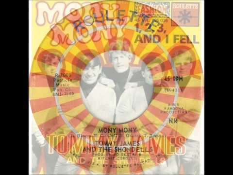 Tommy James and the Shondells MONY MONY 1968 HQ