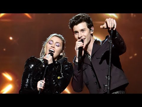 Miley Cyrus & Shawn Mendes - Islands in the Stream (Dolly Parton & Kenny Rogers Cover) Mp3