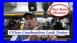 UView Combustion Leak Tester