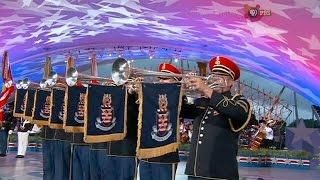 Washington pays tribute to US military casualties at Memorial Day concert