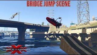 GTA V - xXx 2: State of the Union| Bridge Jump Scene