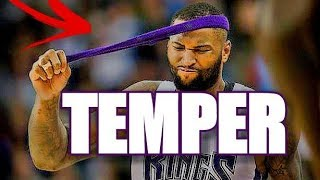 NBA Players Losing Their Cool Moments HD