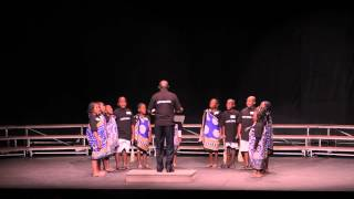 Twamtaka Rafiki - Swahili singing game, Arr. by Joseph Muleka
