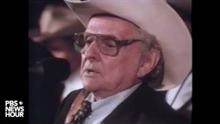 Bluegrass great Ralph Stanley on his own brand of old-time country