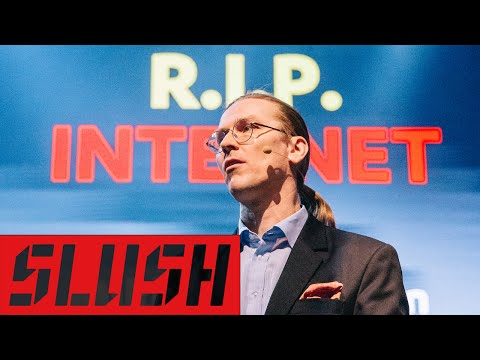 R.I.P. Internet by Mikko Hyppönen (F-Secure)