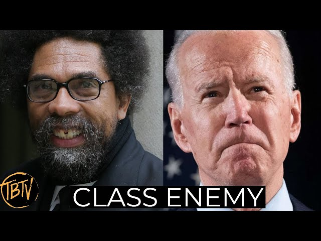 Joe Biden is NO FRIEND to Working People | Dr. Cornel West | Tim Black