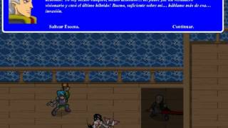 Vampire Scent: Capítulo 2 Ghou y West Shrine