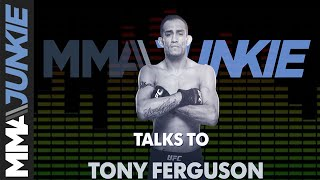 Tony Ferguson to Dana White: 'Why do you treat me like sh*t?' | UFC interview