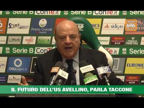Il futuro dell'U.S. Avellino, parla Taccone