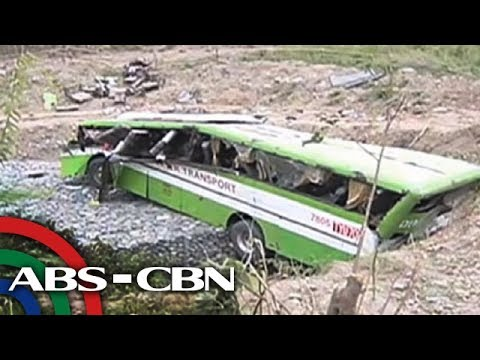 The World Tonight: At least 19 dead in Occidental Mindoro bus crash