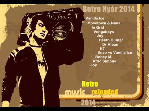 Retro Nyár 2014 (Retro Music Reloaded)