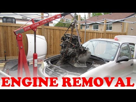 How to Remove an Engine
