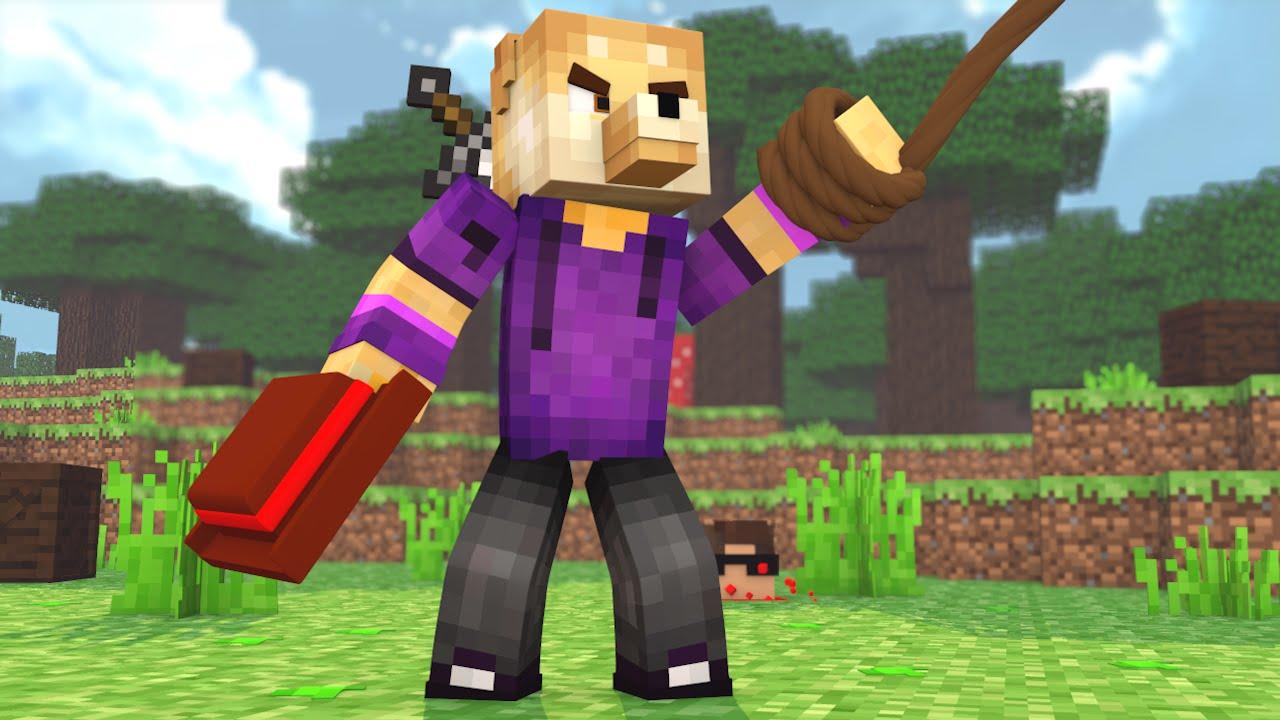 Minecraft: UM DOG COWBOY - HardcoreGames (15 KILLS) ‹ Cachorro1337 ›
