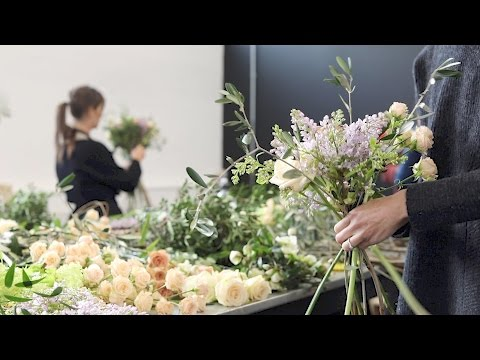 McQueens Flower School January 2017