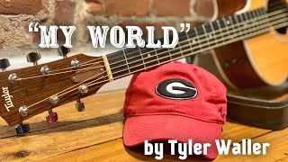 """""""My World""""  The Best Fishing Song I"""