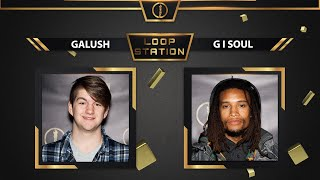 Galush vs G.I. Soul   Loop Station Top 4 Battle   American Beatbox Championships 2018
