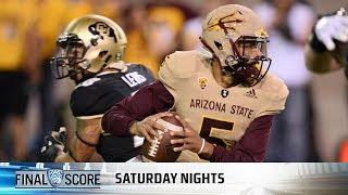 Recap: Arizona State football completes comeback over Colorado for 600th win in program history