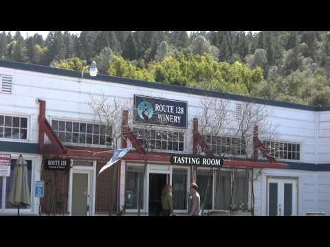 Sonoma County Wine Travel: Geyserville, CA WINE TV