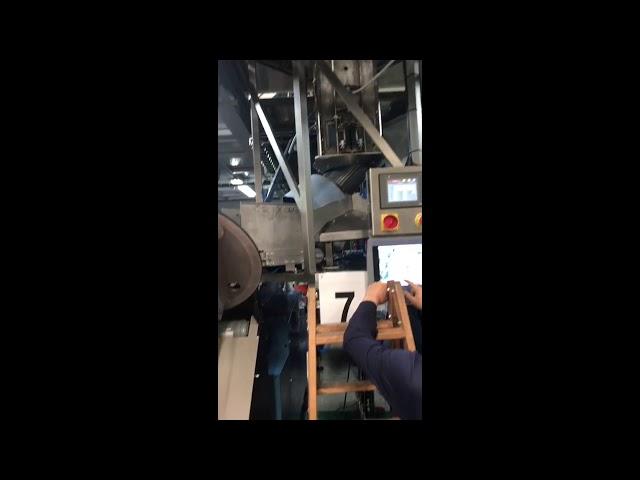 Máquina Repartidora con Plato Giratorio Damarc | Maquinaria Prepacking