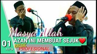 ADZAN MERDU IRAMA PALING POPULER DI INDONESIA 🇲🇨 || AFRIZAL