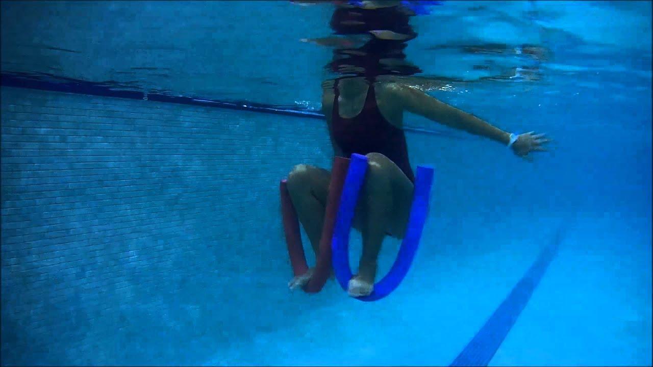 Fisioterapia y propiocepci n en piscina youtube for Rehabilitacion en piscina