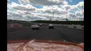Superbird track time at Monster Mopar Fall 2012