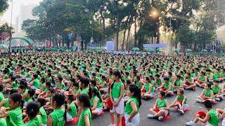 Ngày chạy Olympic vì sức khoẻ toàn dân - Năng động Việt Nam 2019