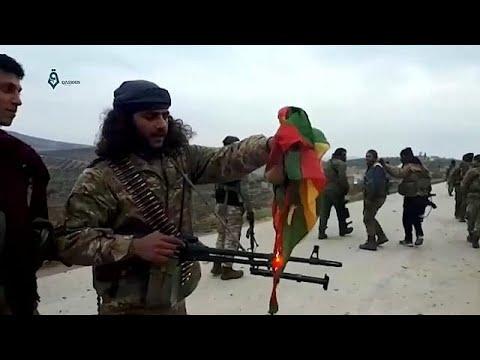 President Erdogan defends Turkey's offensive in Syria