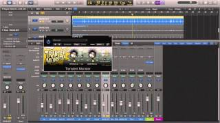Tutorial and Review - Stillwell Transient Monster for Mixing Drums