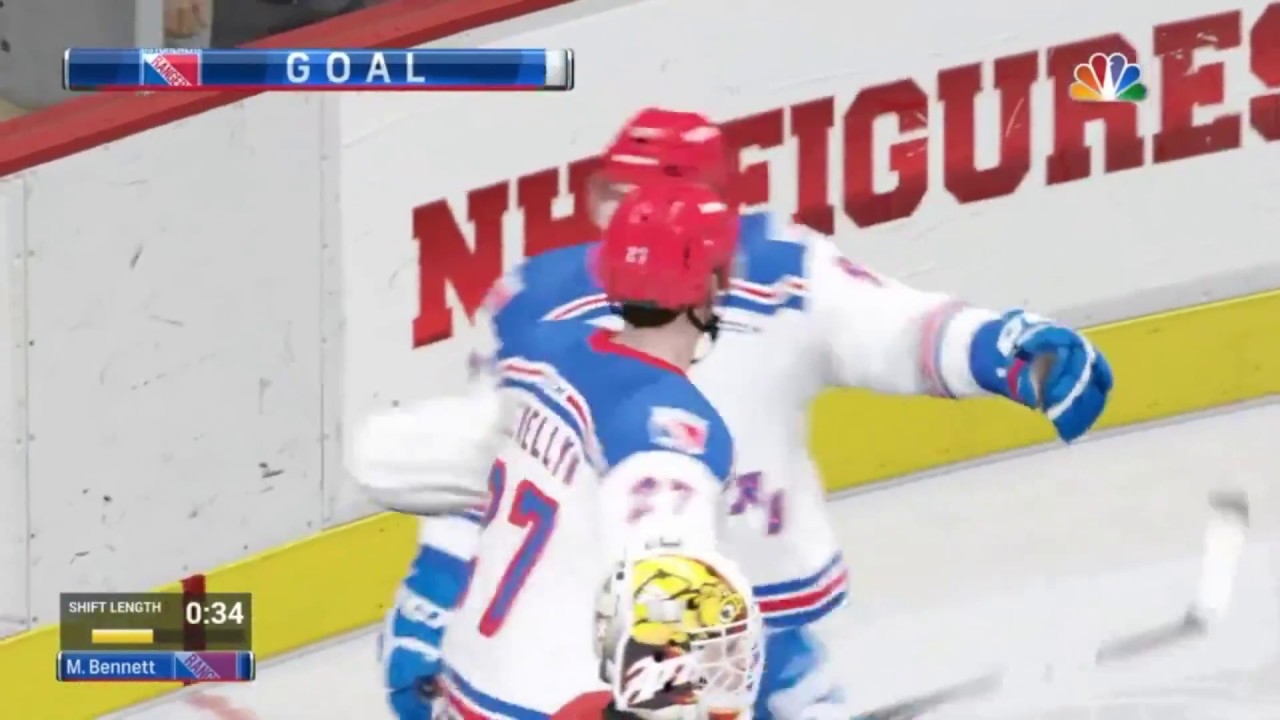 NHL 17 Be A Pro | Game 18 | OHL | Kitchener Rangers vs Owen Sound ...