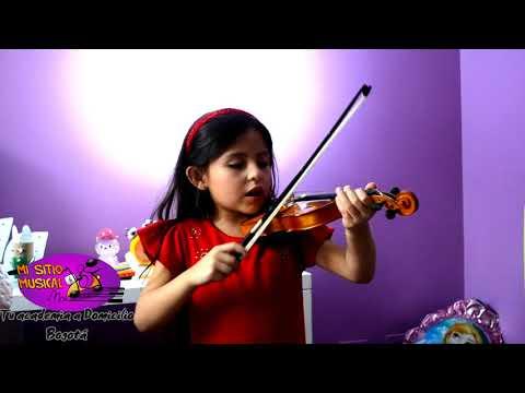 Academia Mi Sitio Musical  -   Isabella Segura Ayala  ~  Nivel 2