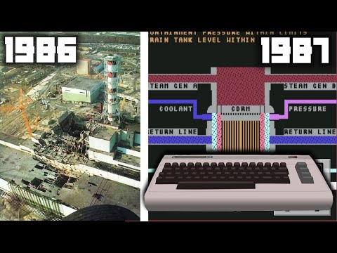 Nuclear Games Born From Disaster | Nostalgia Nerd