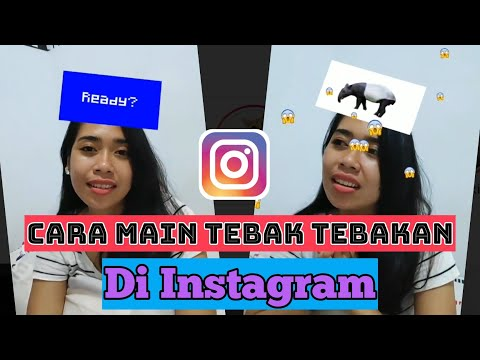 Cara Main Tebak Tebakan Di Instagram Head Quiz Youtube