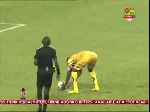 MALI  VS GUINEA (2-0)  Penalty shootout (24-5-17) Semi final AFCON U17