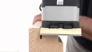 Festool TV Folge 26: Schleifbewegungen (überarbeitete Version)