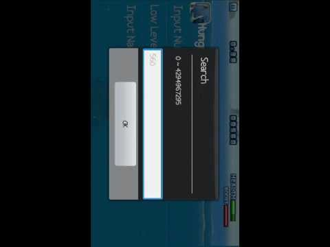 GameCIH Tutorial Hacking android game...