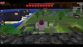 ROBLOX multiplayer LT - Minecraft Tycoon 3ep.