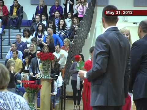 John J Lukancic Middle School 8th Grade Promotion Ceremony 2012