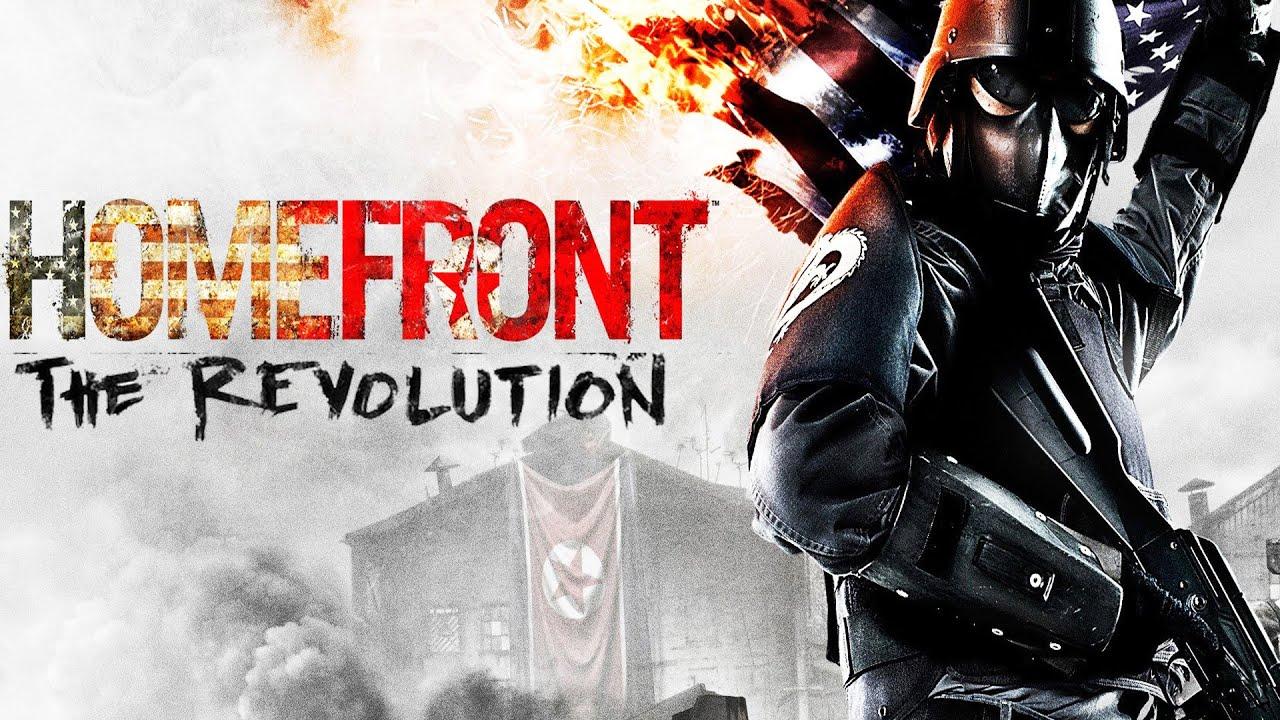 Homefront The Revolution All Cutscenes Movie Game Movie ...