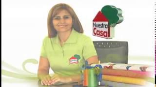 Sonia Franco.Programa Nuestra Casa. Elab...