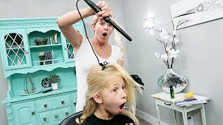 HAIR DIY FAIL!! #GoGURTPrankWars