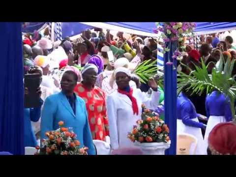 NANI KAMA YESU - MIGHTY PROPHET DR.OWUOR WORSHIPPING