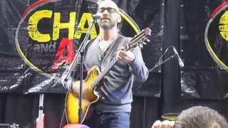 "Ed Kowalczyk - ""Lightning Crashes"" - WPLR Toy Drive - December 05, 2014"