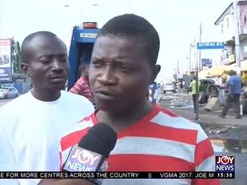 Accra Rains - The Pulse on JoyNews (10-4-17)
