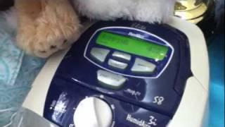 CPAP sound demo