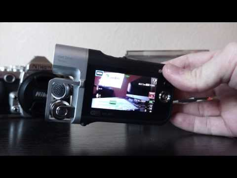 A look at the Sony Music Video Recorder!