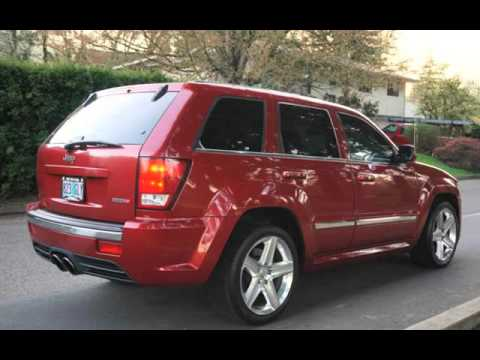 2006 jeep grand cherokee srt8 vortch supercharged for sale in milwaukie or youtube. Black Bedroom Furniture Sets. Home Design Ideas