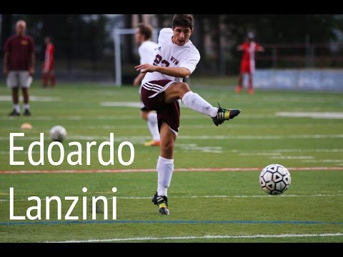 Edoardo Lanzini Soccer College Recruiting Video